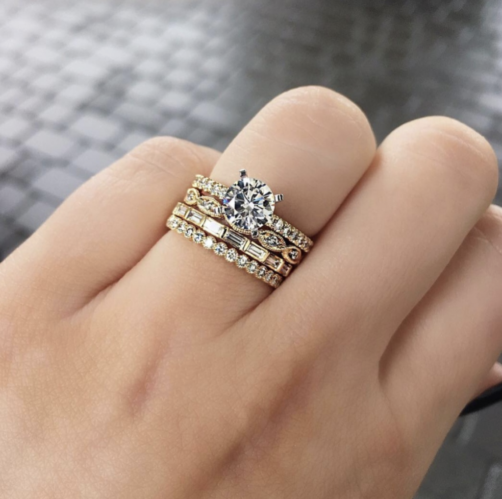 The Round Cut Vs Cushion Cut Diamond Frank Jewelers Blog