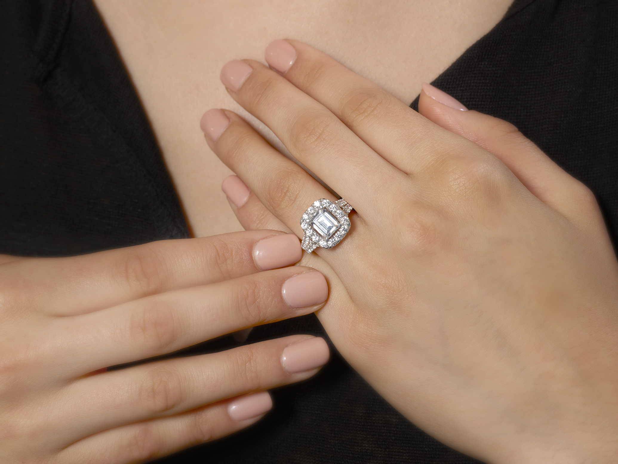 7 timeless vintage engagement rings