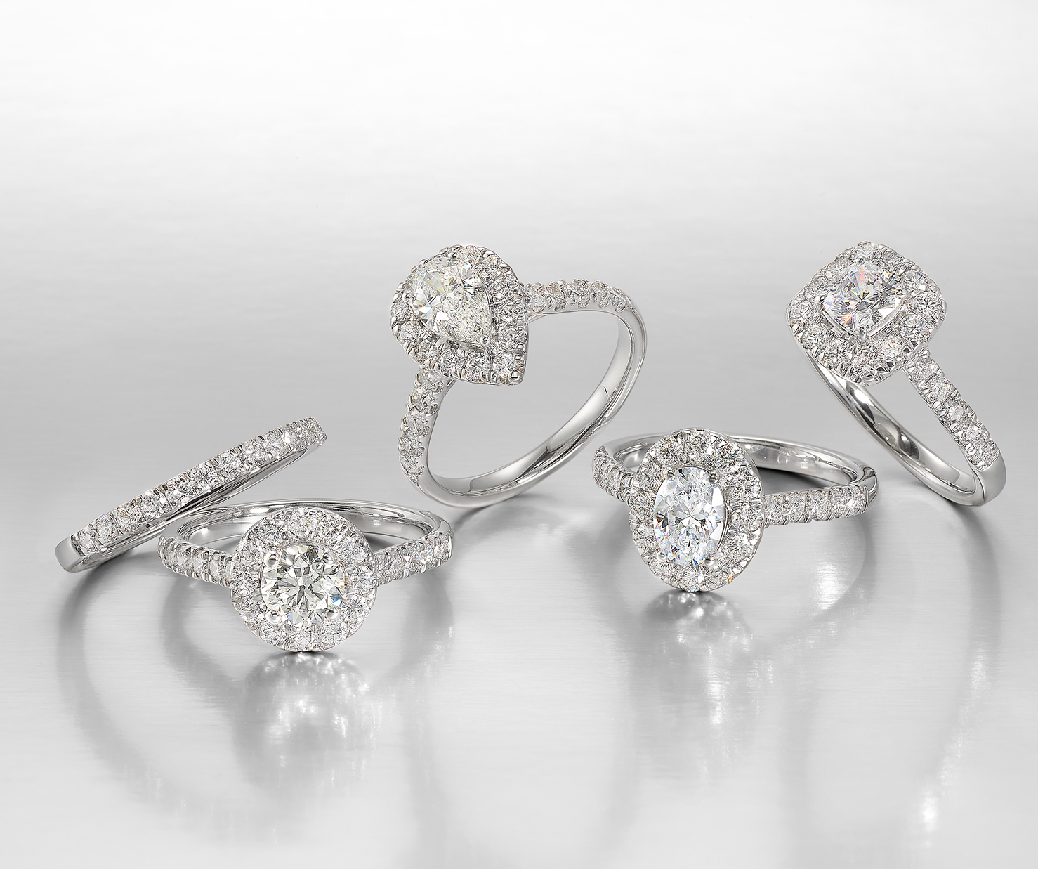 The five best affordable engagement ring styles