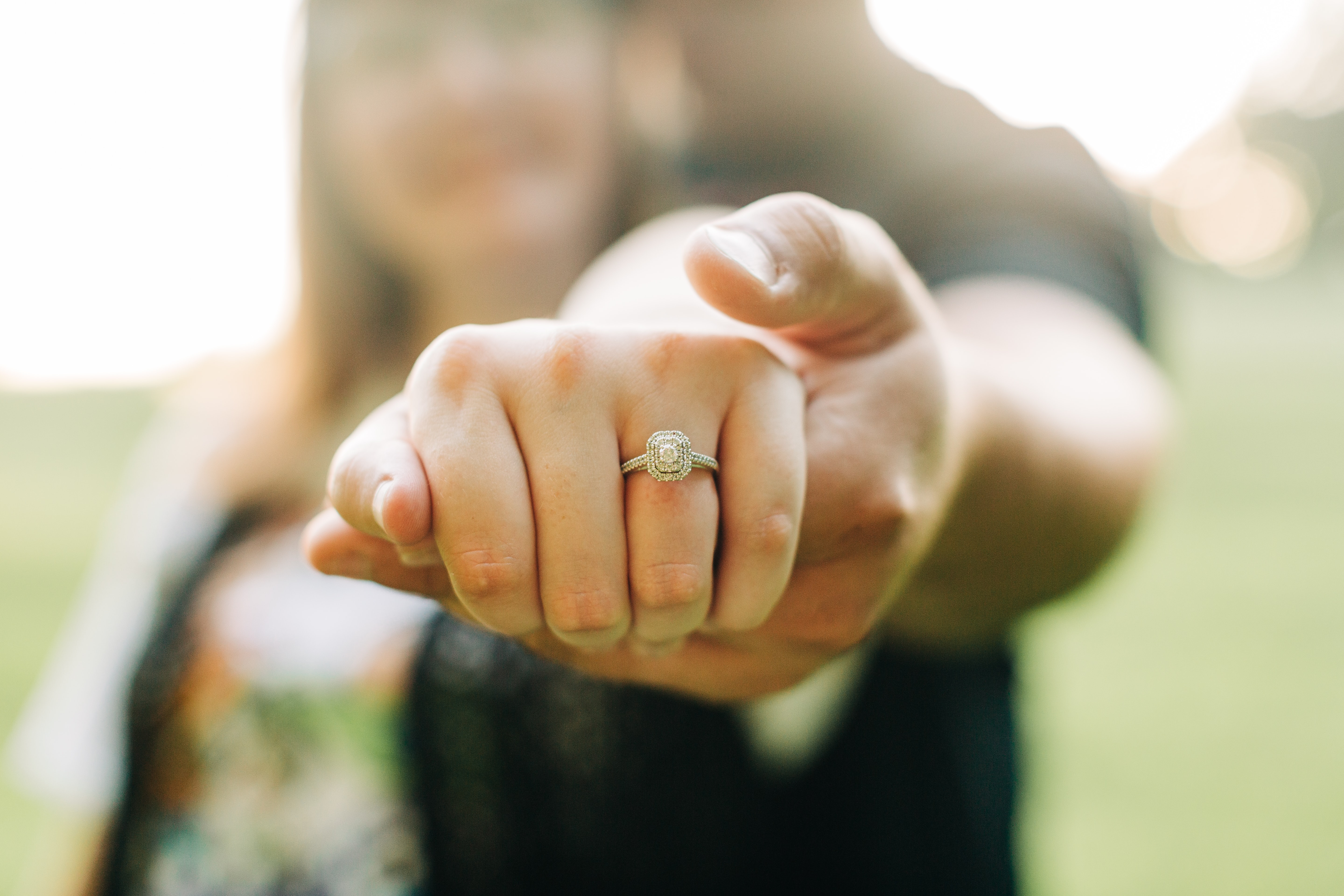 How to afford an engagement ring?
