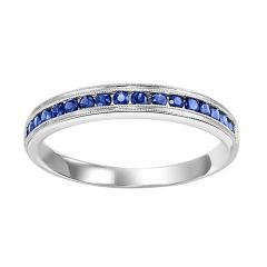 10KW Sapphire Mixable Ring