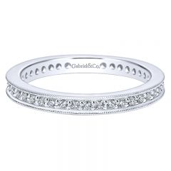Anniversary Band 14k White Gold Diamond Eternity Band