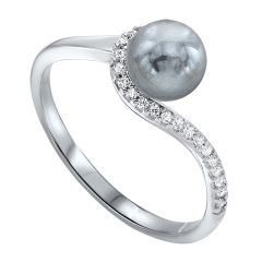 Silver Fashion Ring RG10245-SSW