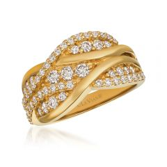 14K Honey Gold® Ring WJEB 34