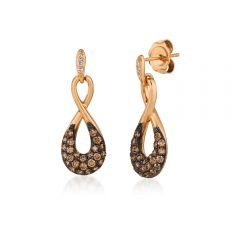 14K Strawberry Gold® Earrings YQST 78