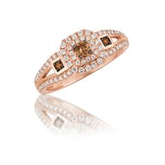 14K Strawberry Gold® Ring ZUIR 17