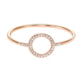 14k Rose Gold Fashion Ring RG10041-4PSC